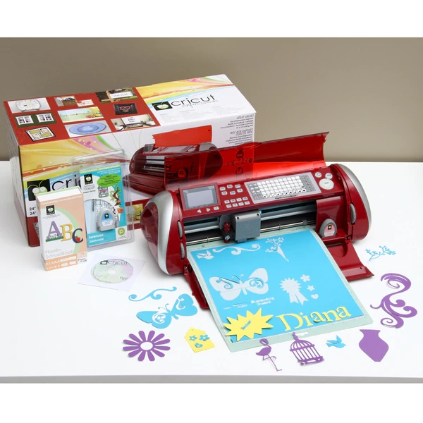 cricut-expression-red